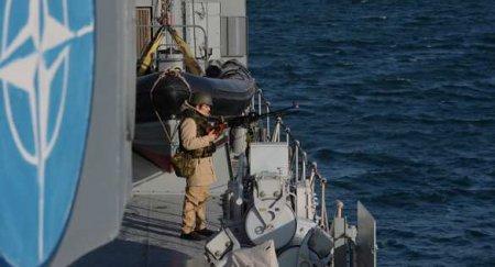 «Скорее топите их!»: китайцы о кораблях НАТО в Чёрном море