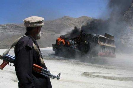Ночные бои закончились бегством афганских военных: более тысячи отступили в Таджикистан