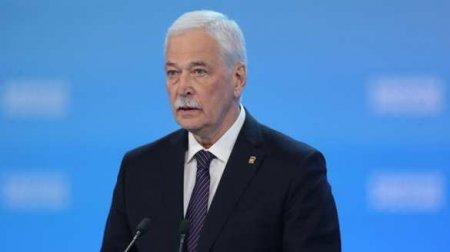 Деструктивная позиция: Грызлов объяснил, зачем Киев намеренно заводит переговоры по Донбассу в тупик