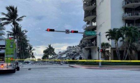 В США под завалами жилого здания найдены тела десятков жертв, больше искать не будут (ВИДЕО)