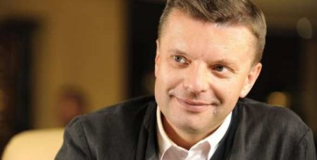 Либерал Парфёнов в Киеве отказался отвечать на вопрос «Чей Крым?» (ВИДЕО)