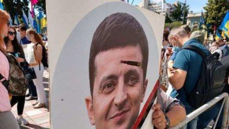 На Украине наконец раскрыли «очень качественный» обман Зеленского (+ВИДЕО)