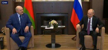 Путин: Белоруссия остаётся для нас надёжным партнёром (ВИДЕО)