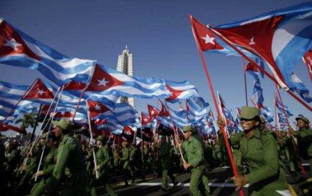 На Кубе началась цветная революция (ВИДЕО)