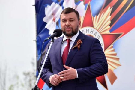 «Единая Россия» готова принять всвои ряды Главу ДНР