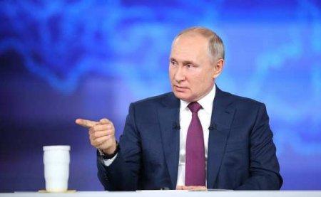 Путин рассказал, отчего зависит восстановление экономики