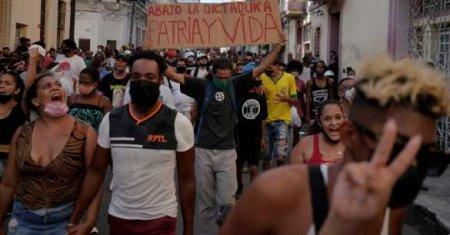 BLM осудили «жестокую ибесчеловечную политику» США вотношении Кубы