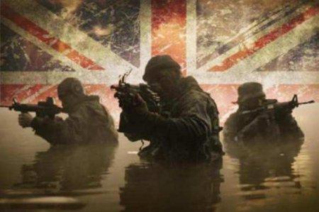 Британия «затачивает» свой спецназ на войну с Россией и Китаем