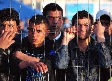 Мигранты устроили массовую голодовку вхраме вцентре Брюсселя (ФОТО, ВИДЕО)