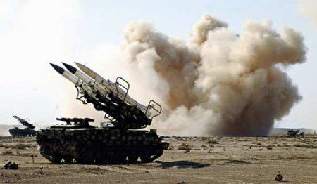 Провал агрессора: старые русские ЗРК столкнулись с новейшей американо-израильской техникой в Сирии и победили (ВИДЕО)