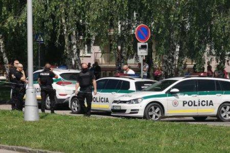 «Роковой провал»: противники вакцинации штурмовали парламент в Словакии