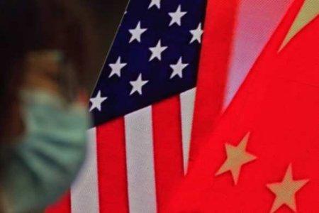 Китай ввёл санкции против американских политиков