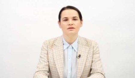 Тихановская хочет «самых сильных» санкций США против Белоруссии