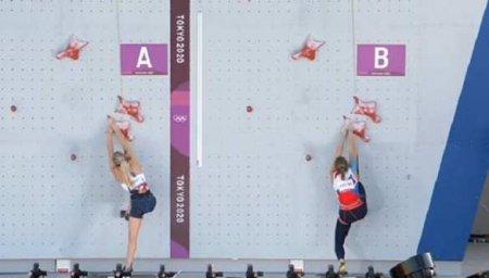 Вшаге отмирового рекорда: россиянка сорвалась нафинише (ВИДЕО)