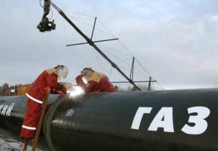 Назван срок первых поставок газа по «Северному потоку — 2»