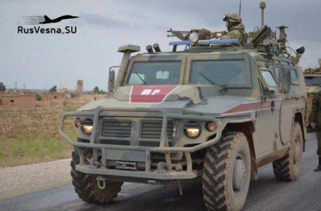 Армия России вошла в зону боёв и сорвала кровавую операцию иностранных спецслужб в САР (ФОТО)