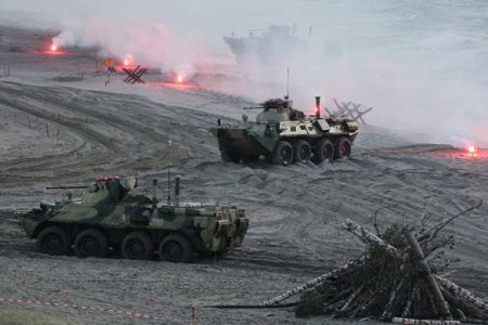 В Госдуме резко ответили на заявление генсека НАТО о российских военных учениях