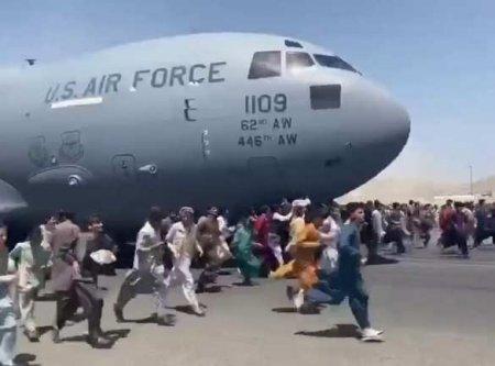 В ходе эвакуации из Афганистана Германия и США привезли к себе домой преступников