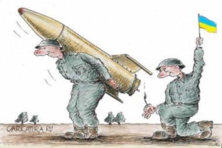 Главком ВСУ хочетпроехаться поКрасной площади на танке (ВИДЕО)