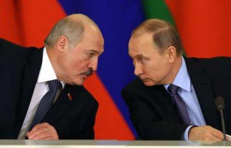 Путин прокомментировал переговоры с Лукашенко