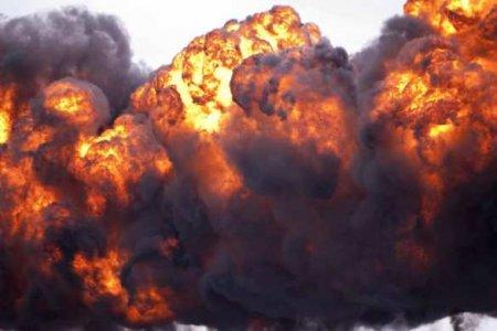 Важно: названы причины сегодняшнего взрыва нанефтебазе вДонецке (ФОТО)