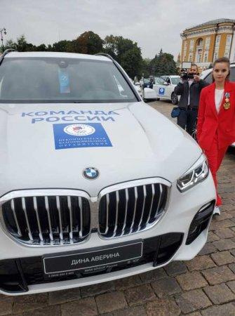 ВРоссии нашли способ признать гимнастку Аверину чемпионкой Олимпиады (ФОТО)