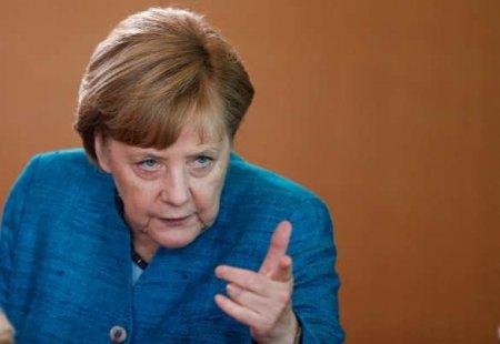 Меркель пообещала полякам сохранить украинский газовый транзит
