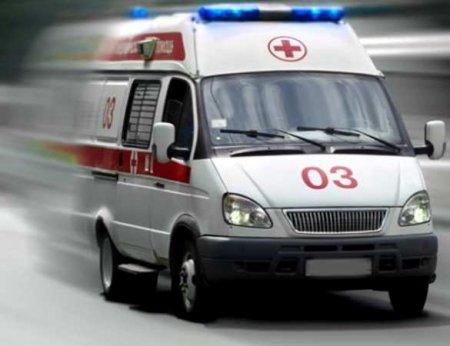 Житель ДНР спас водителя из горящей машины скорой помощи (ФОТО, ВИДЕО)