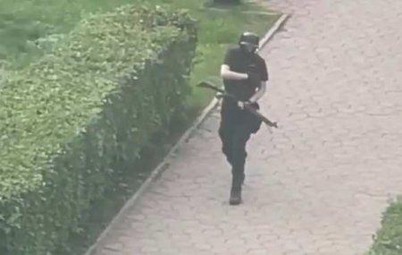 Убийца, расстрелявший студентов вуниверситете Перми, пришёл всознание