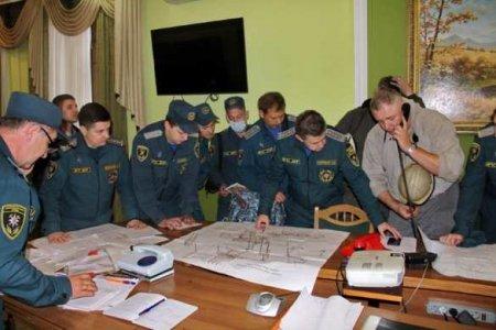 ЧПнашахте вДонецке: спасательная операция продолжается четвёртые сутки (ФОТО)