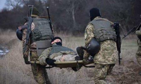 На Донбассе подстрелили Бандеру
